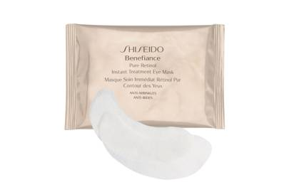 Benefiance WrinkleResist24 Pure Retinol Express Smoothing Eye Mask by Shiseido