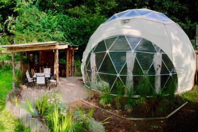 Glamping in Gloucestershire