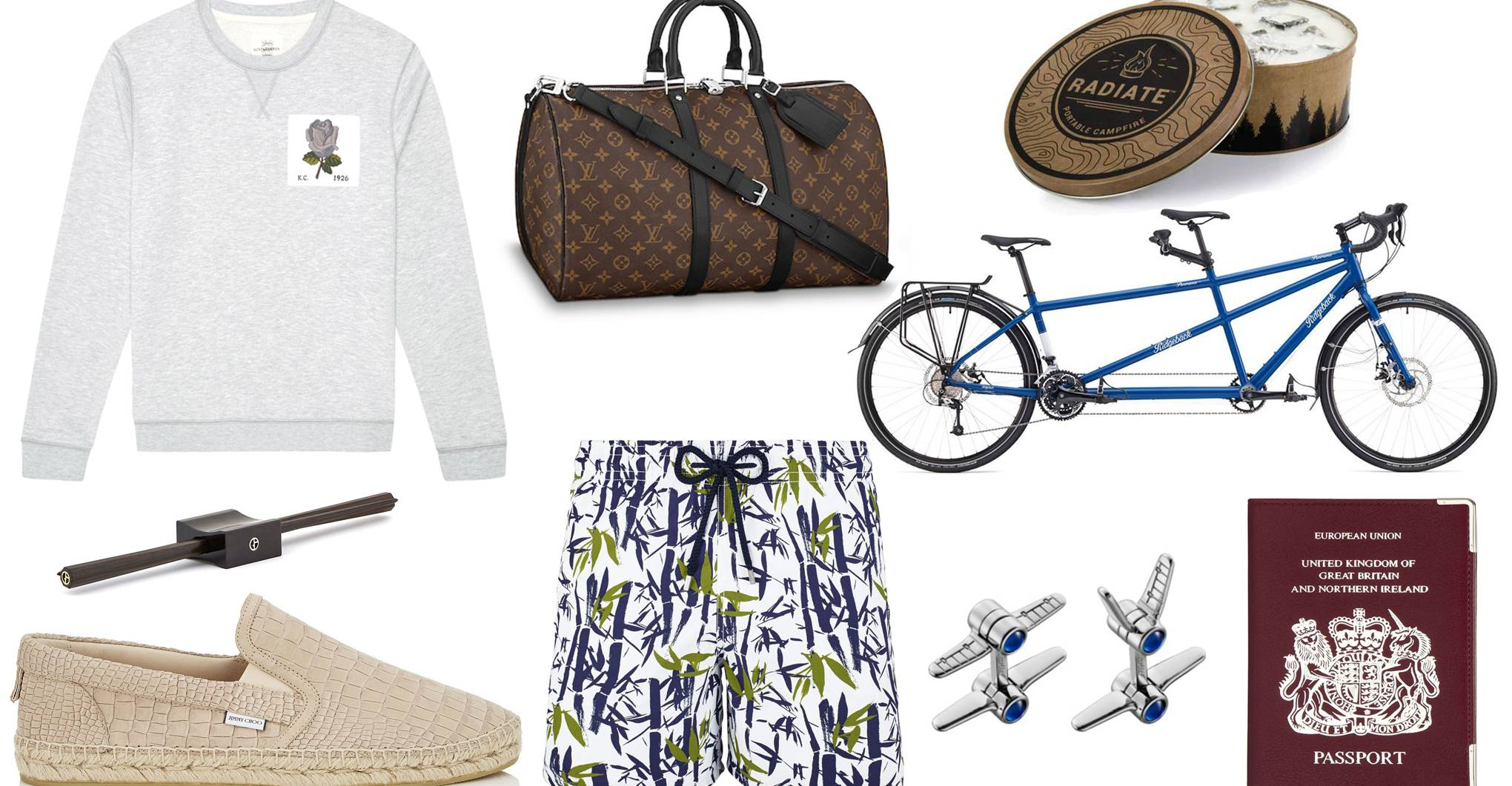Valentine's Day travel gifts for him