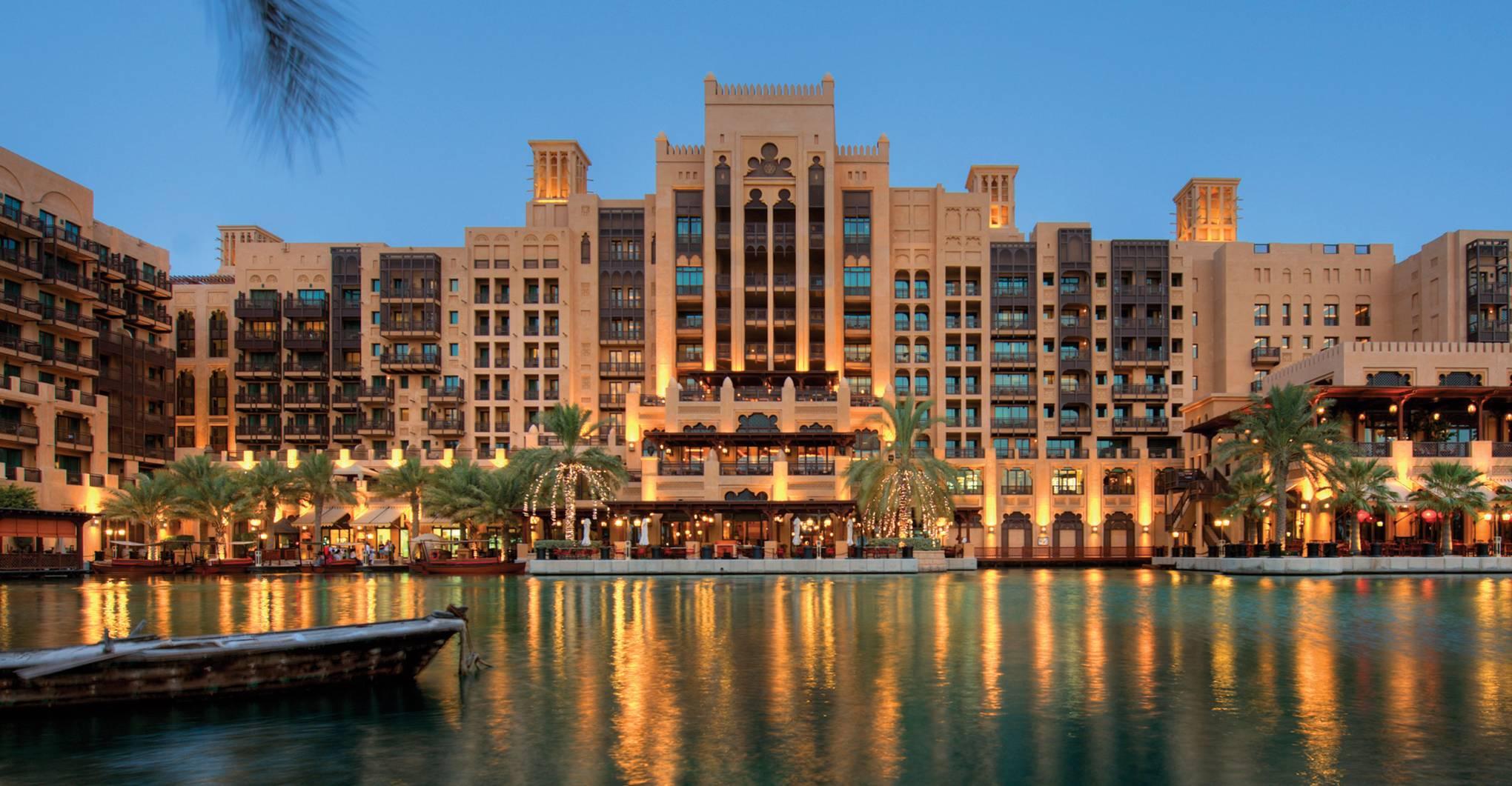 Jumeirah Mina A'Salam hotel review