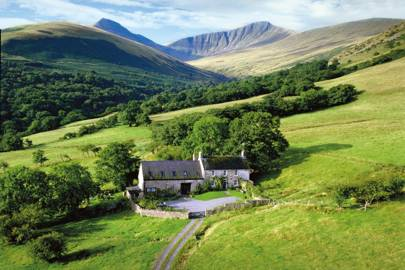 Old Crofftau Cottage, Brecon Beacons, Wales