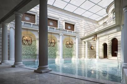 10. The Gainsborough Bath Spa