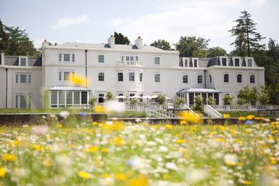 8. Coworth Park, Berkshire