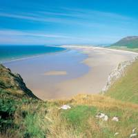 Rhossili Bay, Gower Coast