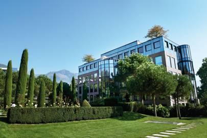 La Prairie Spa Switzerland Review