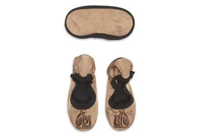 Lanvin travel kit