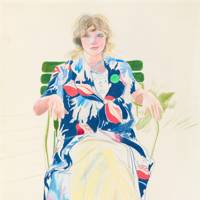 DAVID HOCKNEY: DRAWING FROM LIFE, NATIONAL PORTRAIT GALLERY