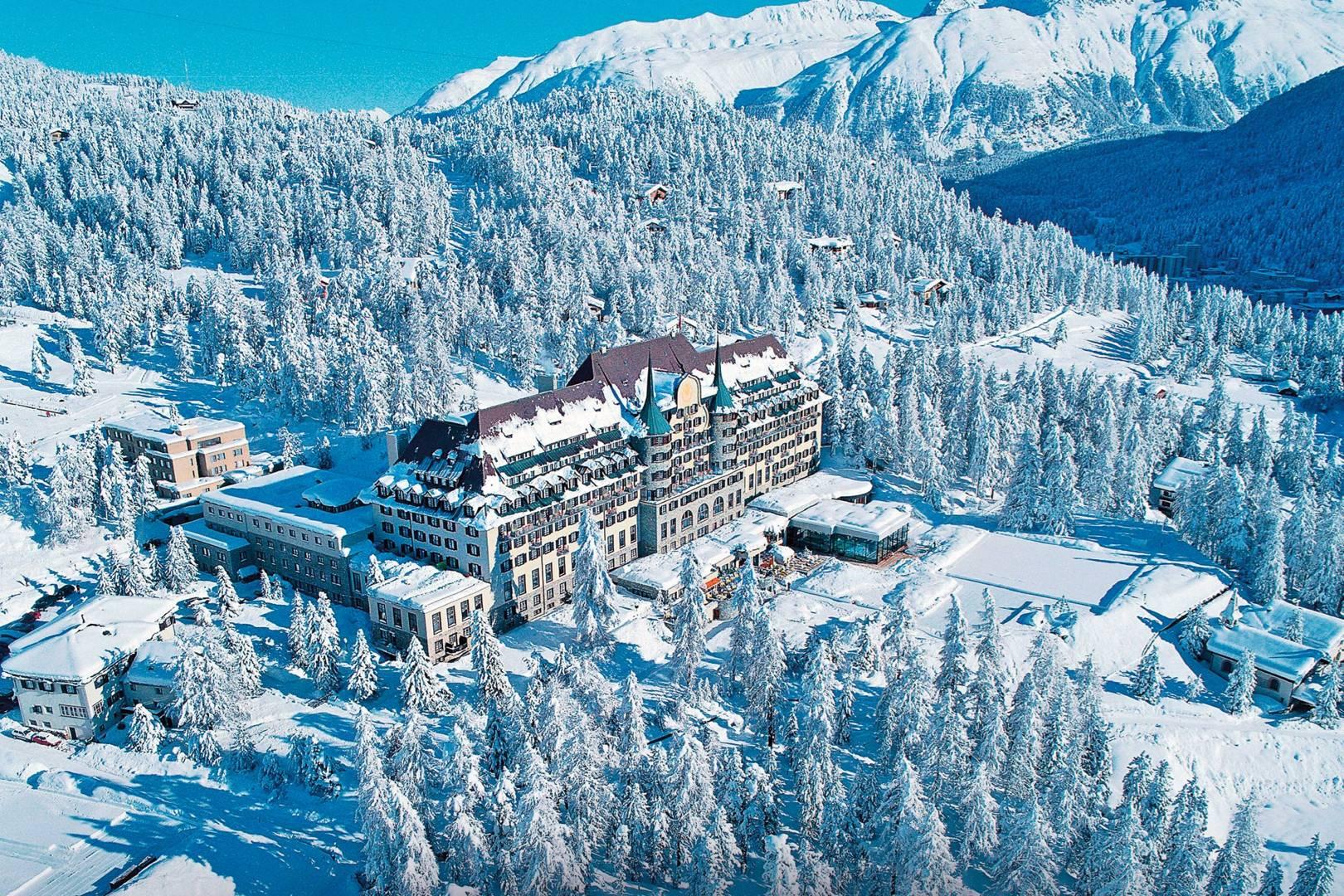 8f2c305a7786b Best hotels in the Swiss Alps   Zermatt, Gstaad, St Moritz, Klosters ...