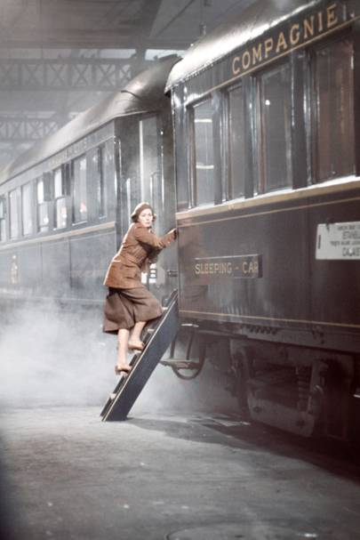 1. The Venice Simplon-Orient-Express