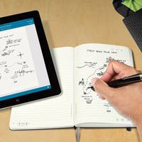 Digital Moleskine notebook