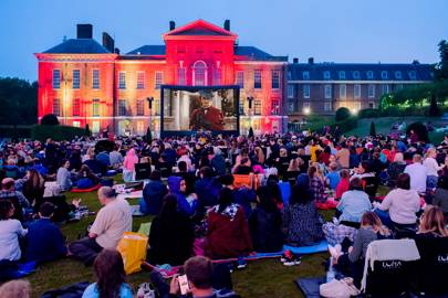 6. Make the most of the sunshine at an outdoor cinema