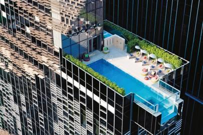 Hotel Indigo, Hong Kong