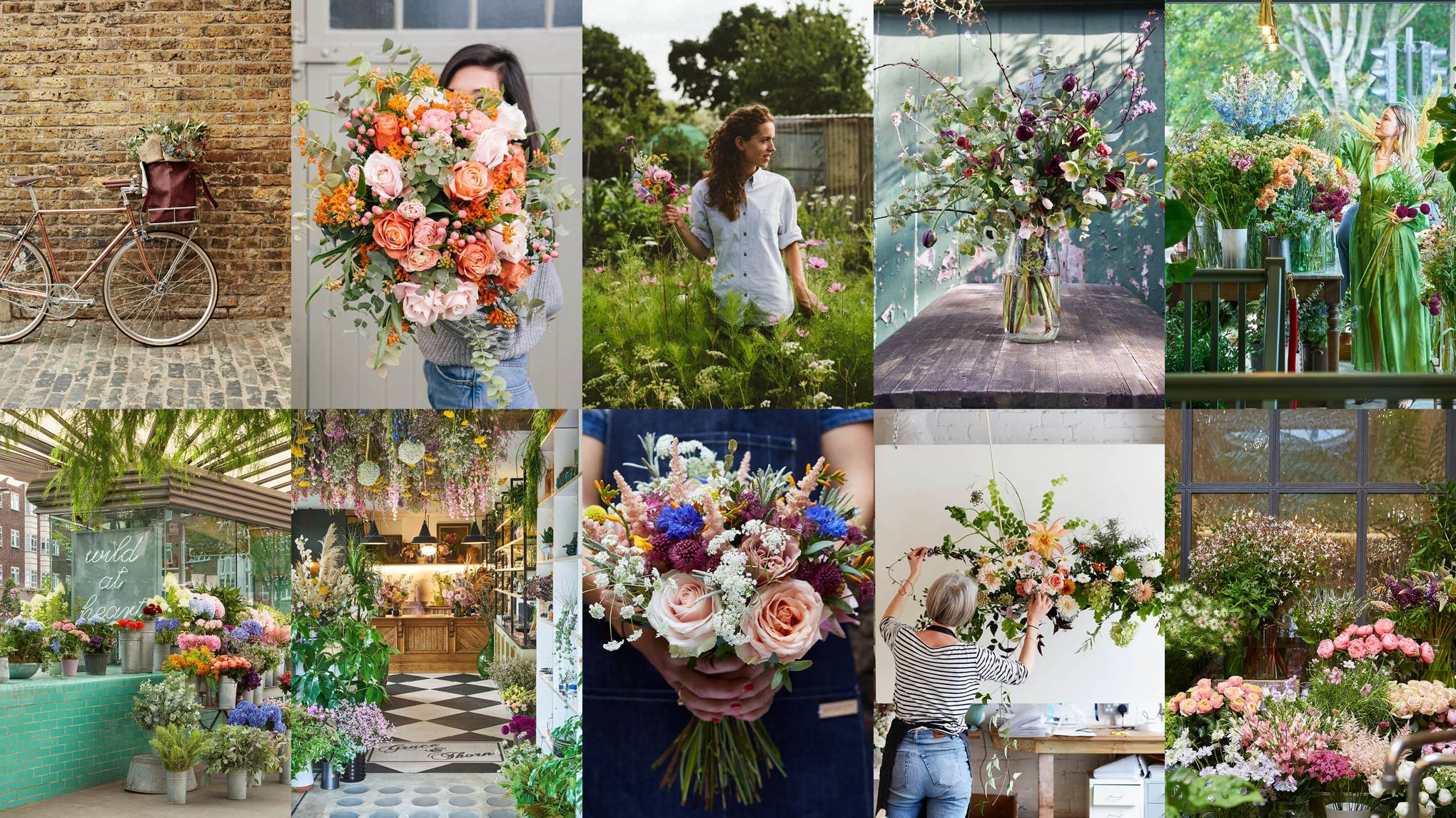 The Best Florists In London 14 Flower Shops To Shop At Cn Traveller
