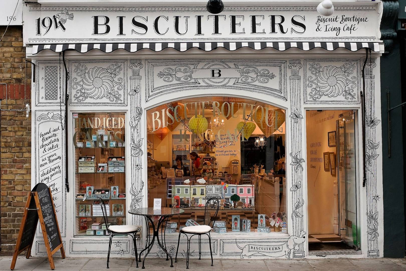 Best quirky and unusual cafes in London | CN Traveller