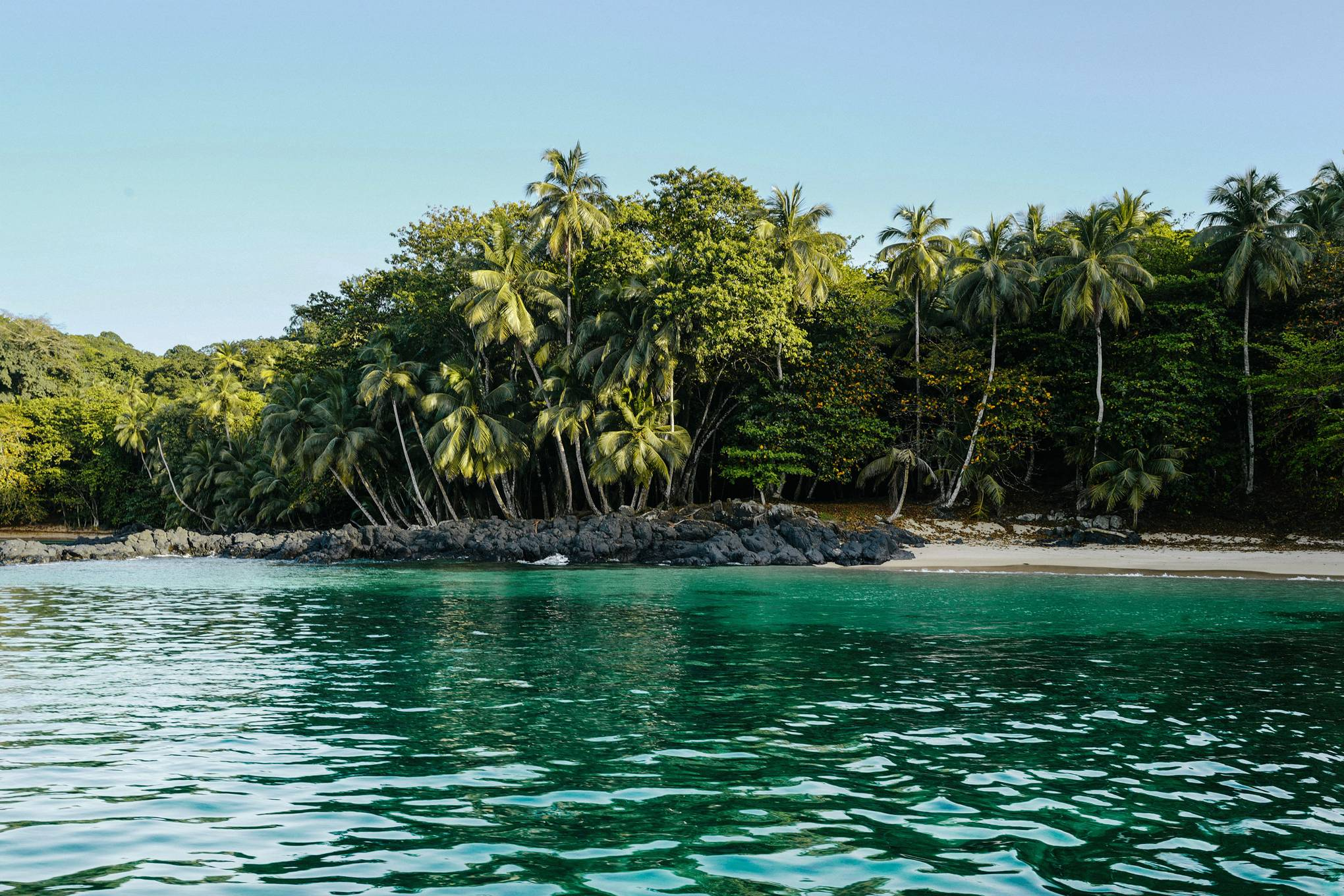 Be first to go: Africa's little-known tropical islands