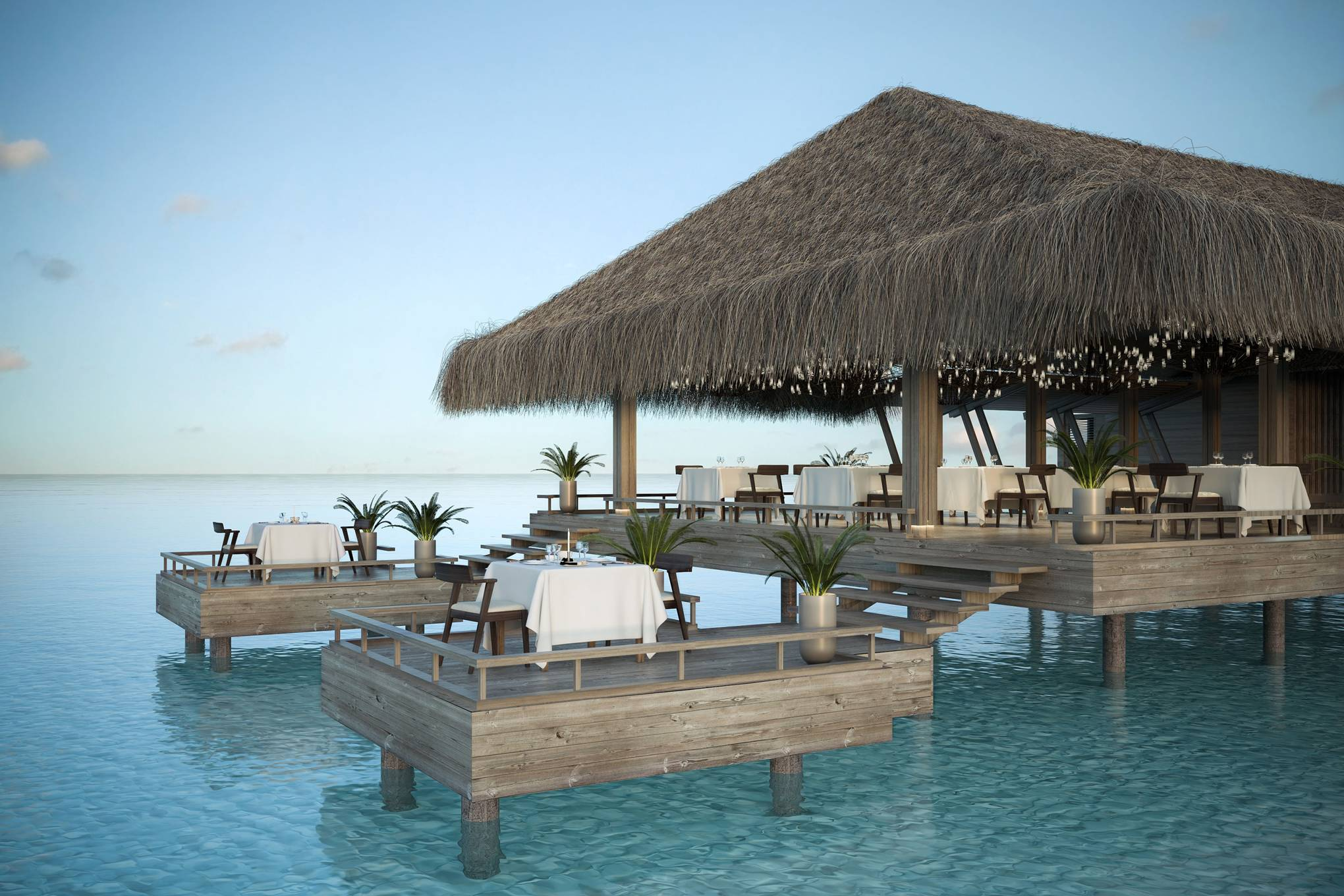 Features holiday in the Maldives 13