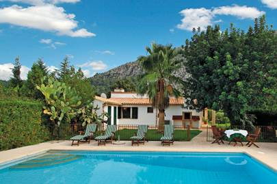 C'an Pau, best villa for atmosphere in Mallorca