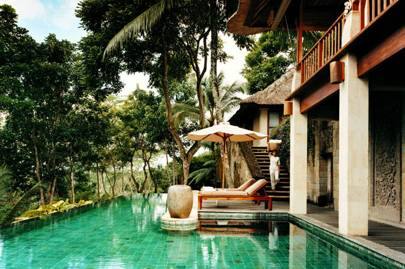 Best destination spa: COMO Shambhala Estate, Bali