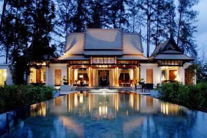 16. Banyan Tree Bangkok, Thailand