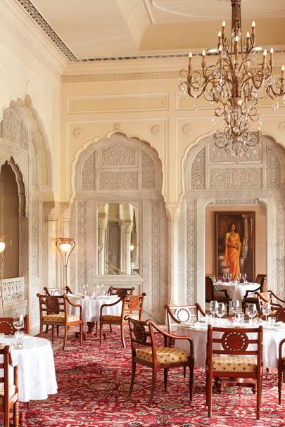 THE BEST HOTELS IN INDIA