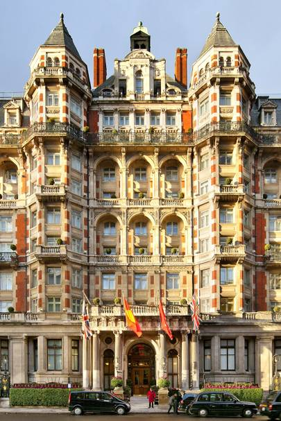 3. Mandarin Oriental Hyde Park, London