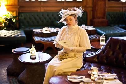 Tipsy Tea at Mr Fogg's