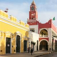 3. Mérida, Mexico. Score 94.38