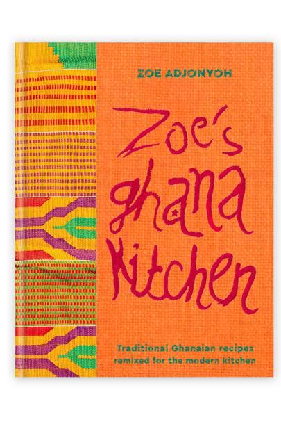 Zoe's Ghana Kitchen by Zoe Adjonyoh (Mitchell Beazley, £20)