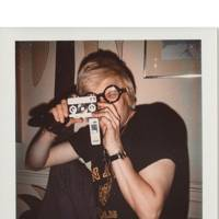 Polaroid photos by Andy Warhol