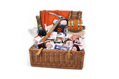 Bompas & Parr Adventure Hamper