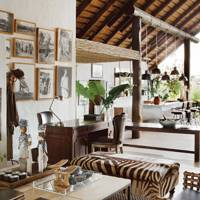 8. The South African safari camp where Mandela first saw the Big Five