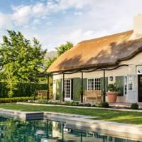 1. La Clé Lodge, Franschhoek