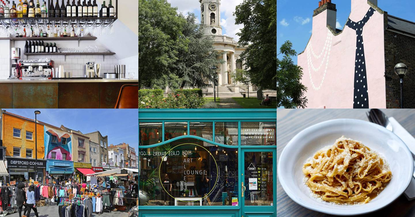 An insider guide to Deptford, London