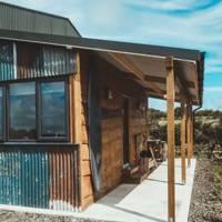 Surf shack, Causeway Coast, Northern Ireland