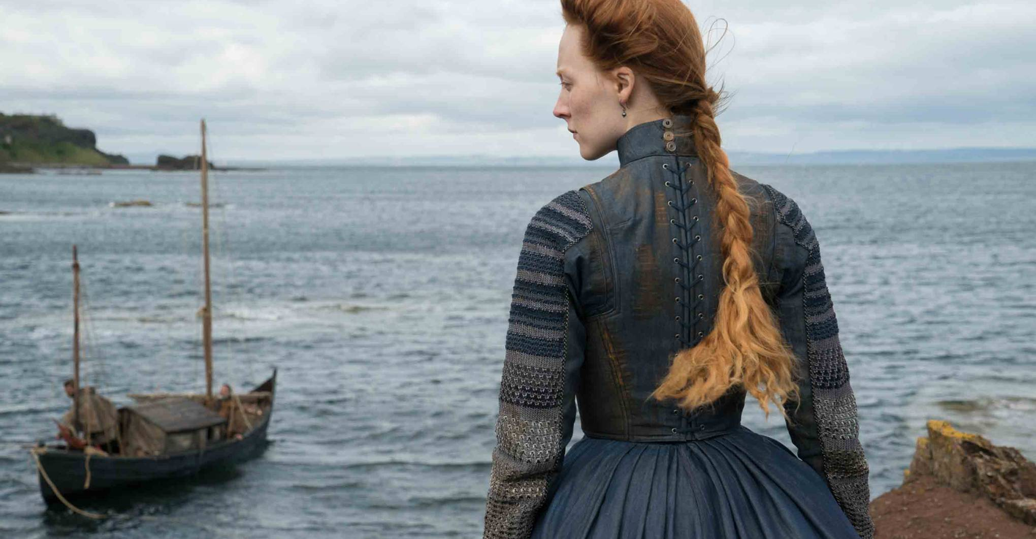 Where was 'Mary Queen of Scots' filmed?