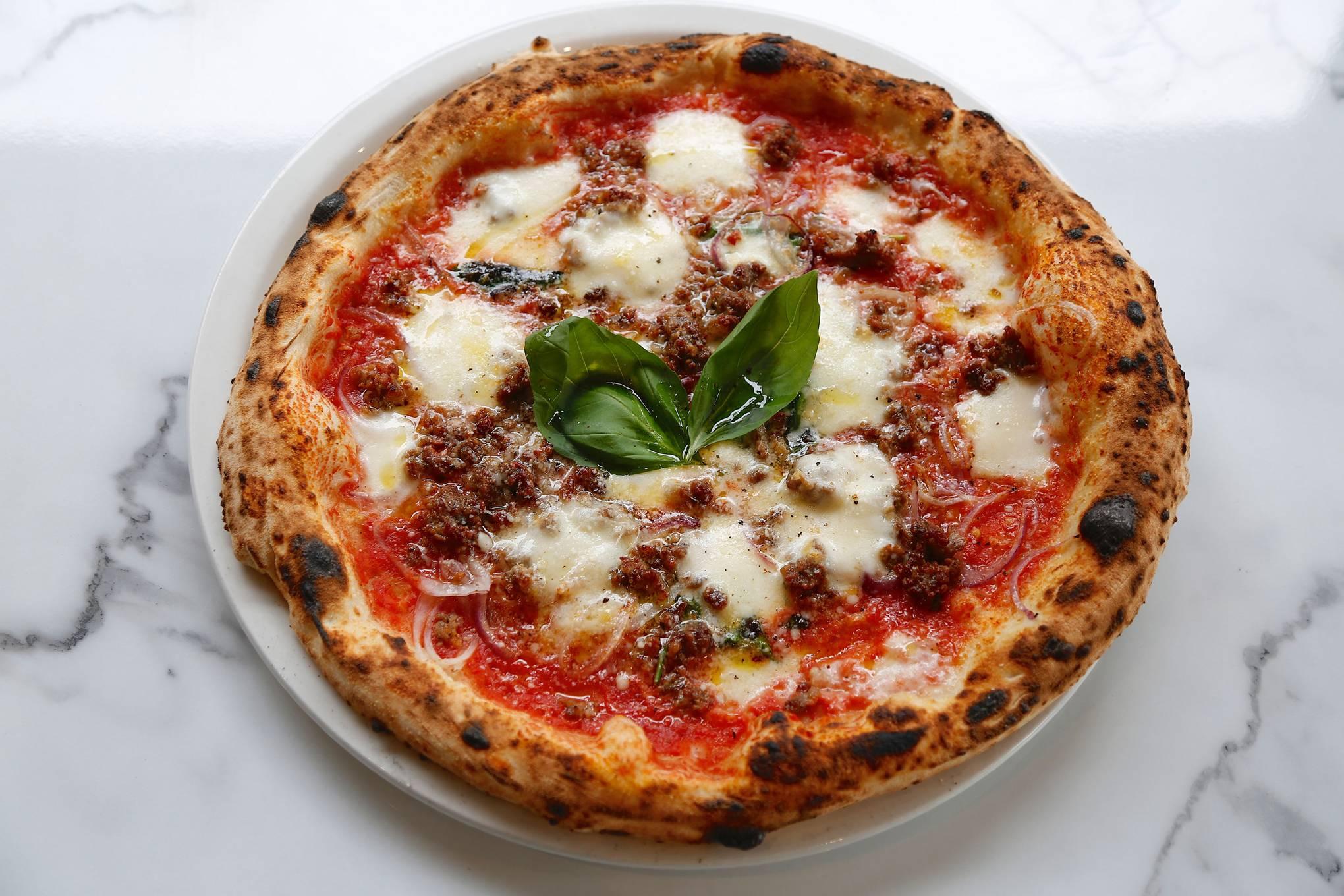 The bestpizza in London