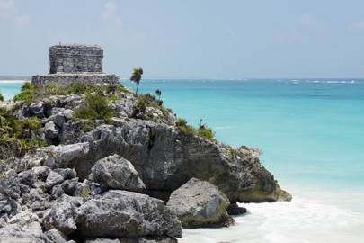 Tulum's beaches