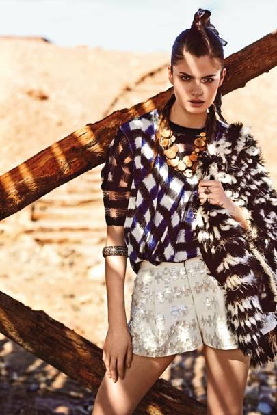 Fashion Shoot In Namibia Cn Traveller