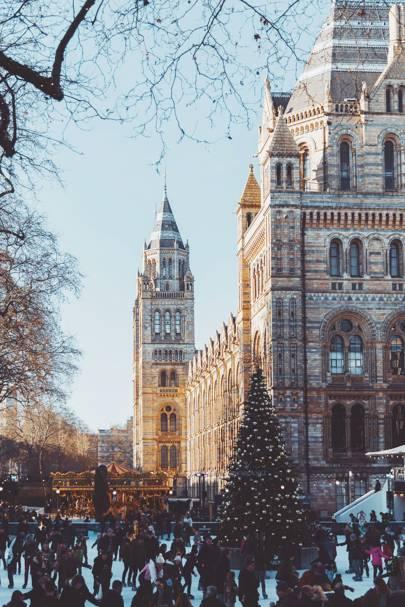 Ongoing: Start the festive season early