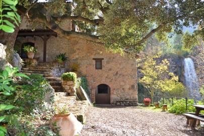 A watermill in Catalonia