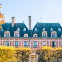 Place des Vosges, the Marais