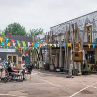 Immerse yourself in Coventry's creative crowd at FarGo Village