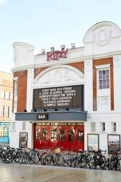 Catch a movie at The Ritzy