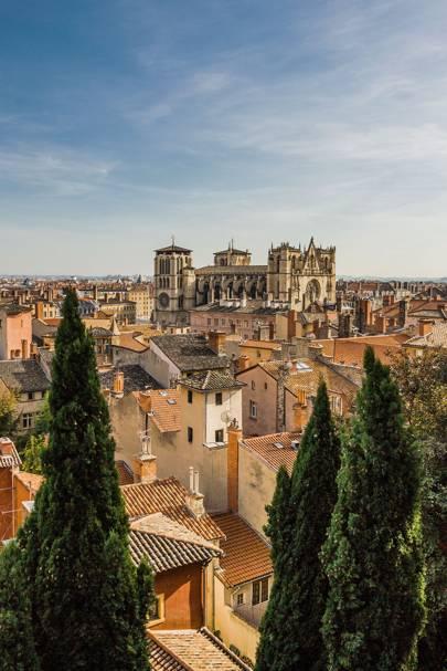 5. Lyon, France. Score 92.41
