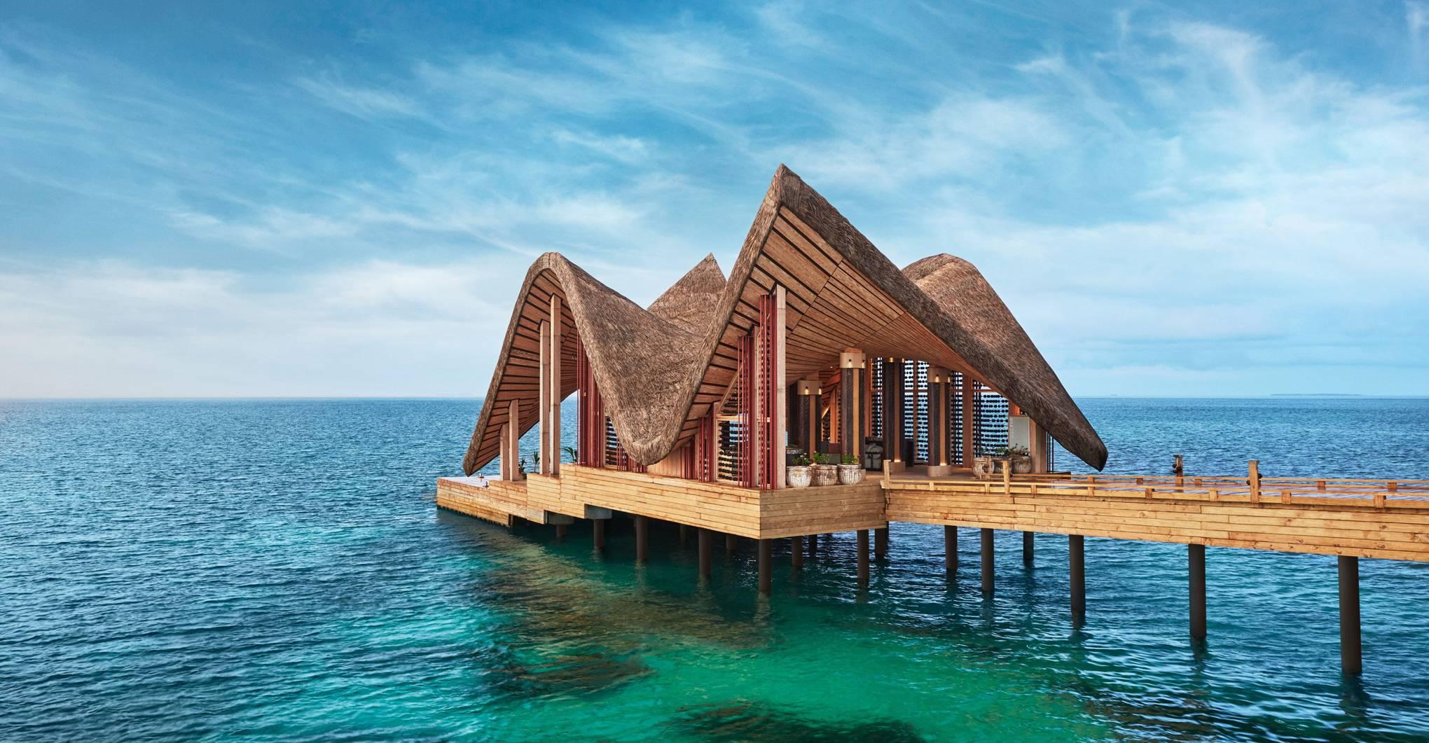 Joali, Maldives hotel review