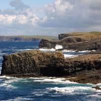 Loop Head Cliffs, Co. Clare