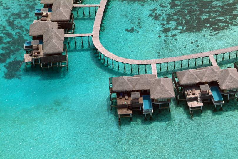 Win five nights in the Maldives