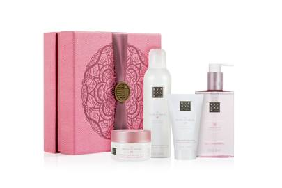 Rituals - the ritual of sakura renewing treat gift set