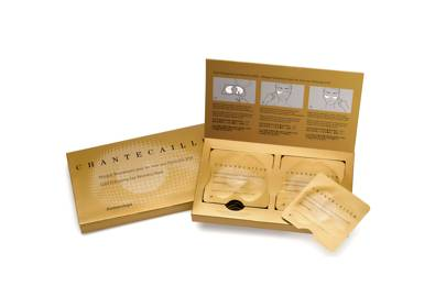 Gold Energizing Eye Recovery Masks, Chantecaille