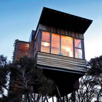 Hapuku Lodge and Tree Houses, New Zealand